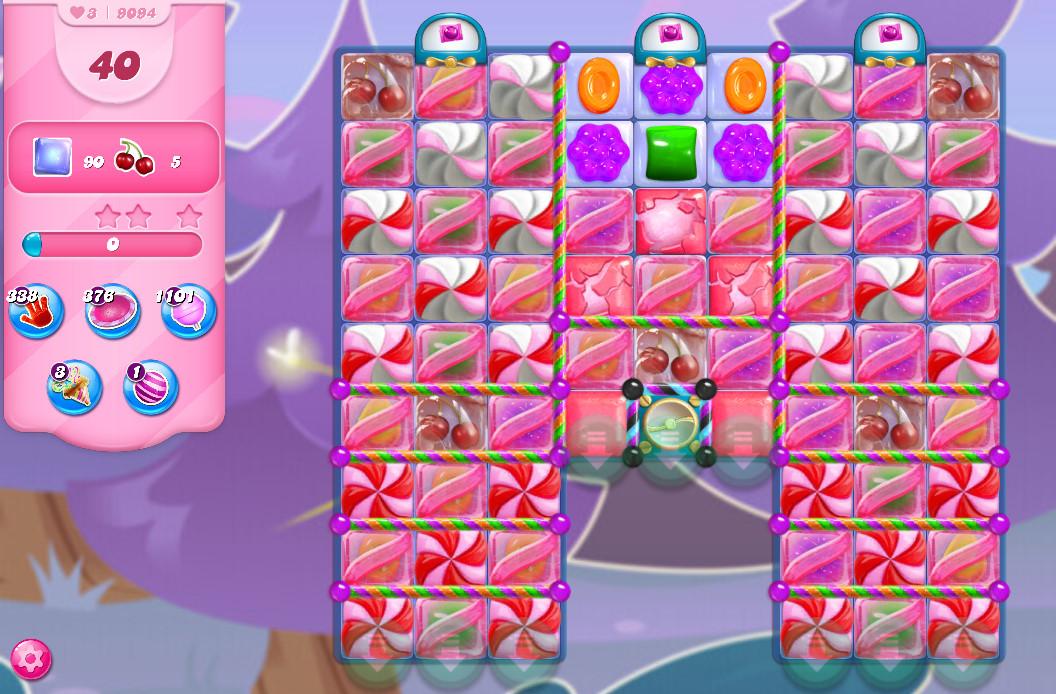 Candy Crush Saga level 9094