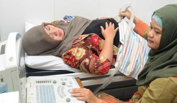 Pengobatan penyakit Maag bagi Ibu Hamil dengan Herbal