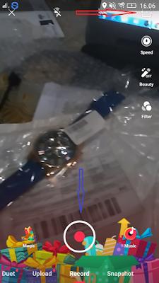 cara mendapatkan pulsa gratis dari aplikasi Vmate android