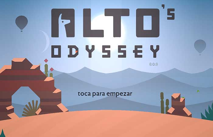 Alto's Odyssey Revisión