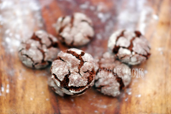 The Great Australian Bake Off Chocolate Crackles Cookie Recipe