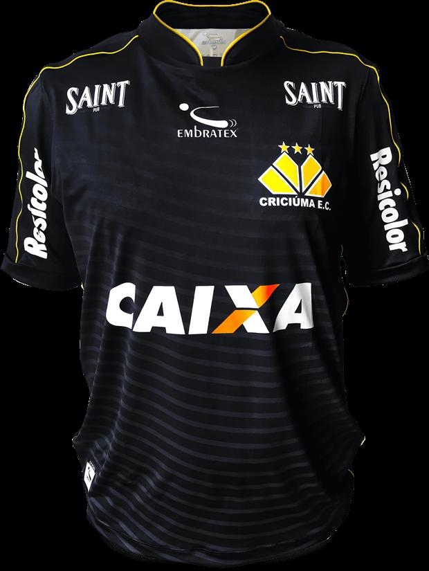 4df3e4bfeb Embratex lança a nova terceira camisa do Criciúma - Show de Camisas