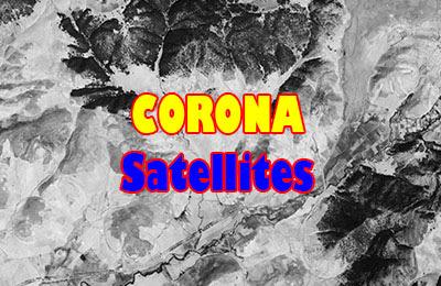 Les images satellites CORONA | Les satellites CORONA