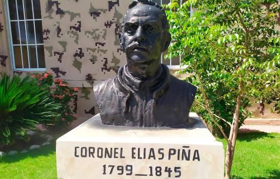 ¿Sabes quién fue el coronel Elías Piña?