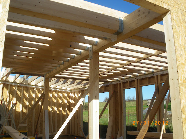in the wood for love knock on wood ossature bois. Black Bedroom Furniture Sets. Home Design Ideas