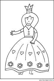 Malvorlagen Für Kinder Prinzessin X Claudia Schiffer