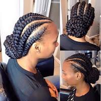 Ideas de peinados con trenzas para cabello rizado y afro