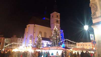 plaza neupfarrkirche ratisbona iglesia nueva parroquia