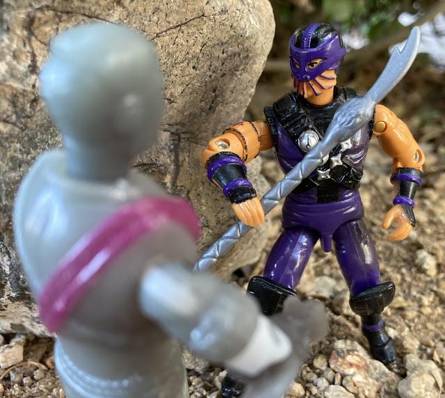 1992 Dice, Ninja Force, 1994 Snake Eyes, Shadow Ninjas