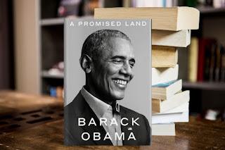 كتاب أرض الميعاد بقلمباراك أوباما |A Promised Land تحميل pdf قريبا