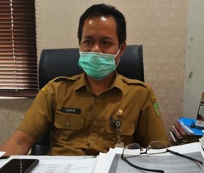 79 Pegawai Sekretariat DPRD Batam Jalani Tes Urine, Sisanya di Rumah