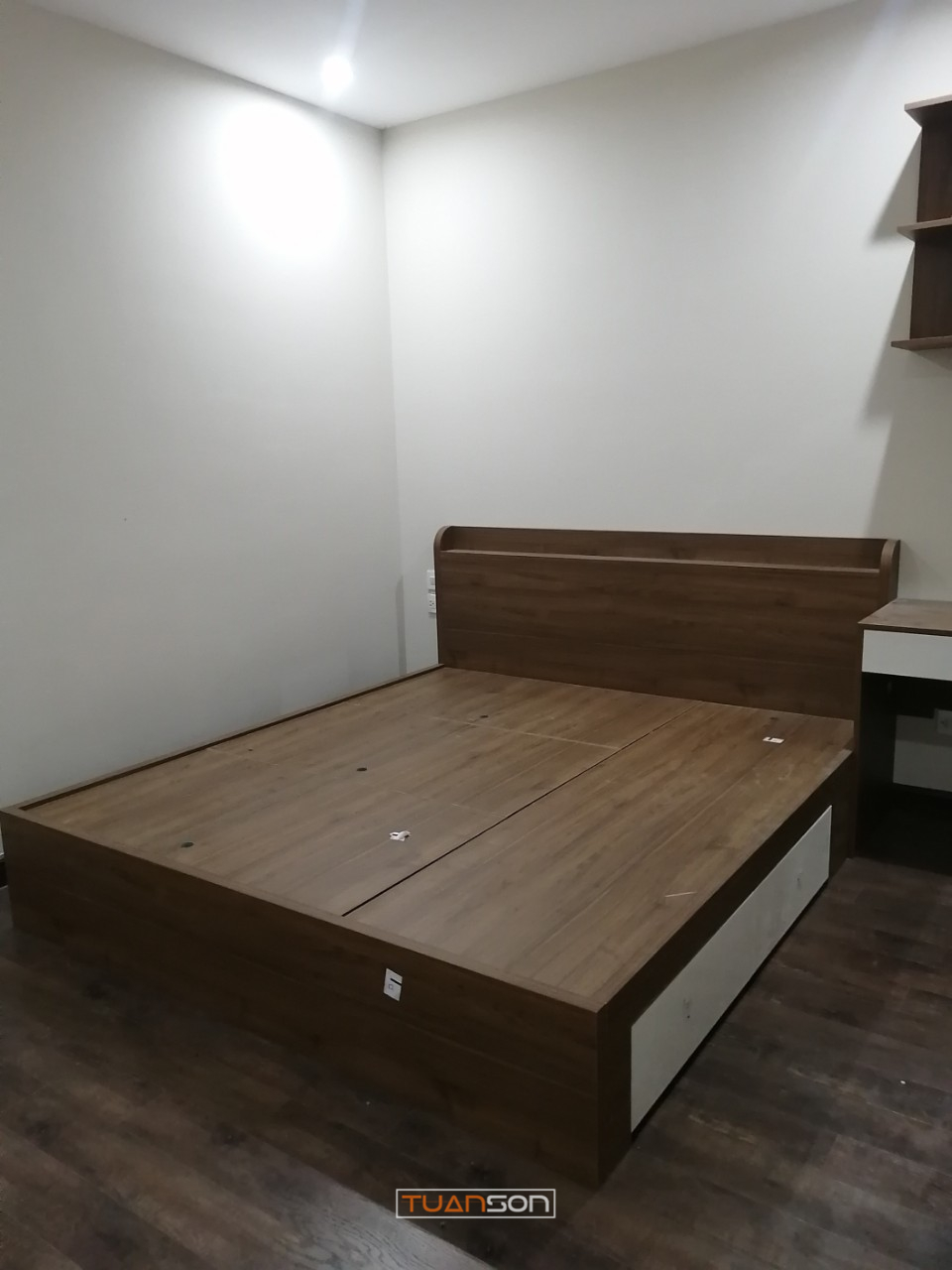 Thi Công Nội Thất: Căn 2 Phòng Ngủ Goldseason 47 Nguyễn Tuân