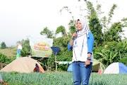 Kemah Literasi Inklusi Sulawesi Selatan Sukses di Gelar di Kampung Sayur Juga di Apresiasi Pendiri Pustaka Bergerak Indonesia