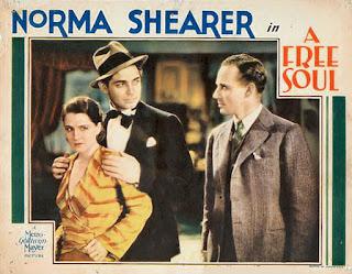 Cartel de cine: Un alma libre (1931) A Free Soul