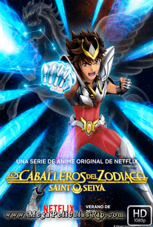 Saint Seiya: Los Caballeros Del Zodiaco (2019) Temporada 2 [1080p] [Latino-Ingles-Japones] [MEGA]