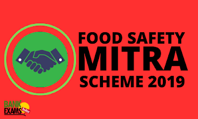 Eat Right India Movement: Food Safety Mitra Scheme
