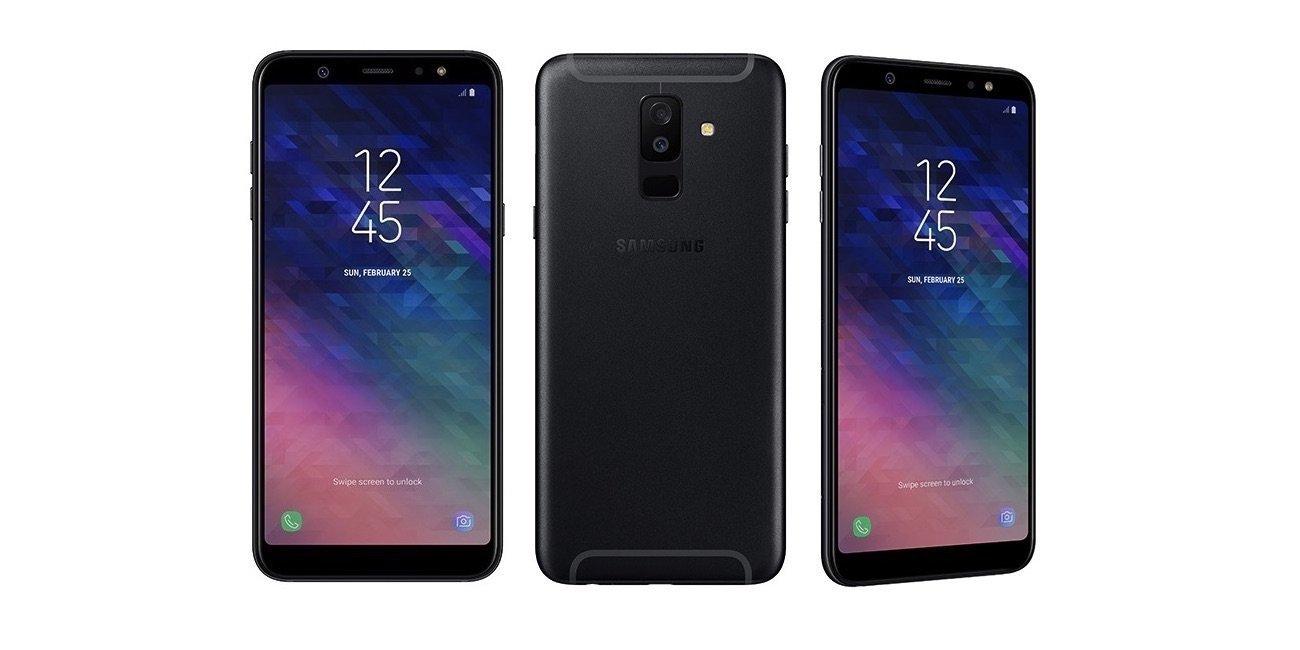 5- هاتف GALAXY A6