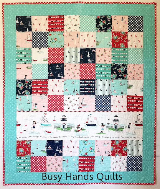 Custom Quilting | Finished {or Not!} Friday Linkup Party!