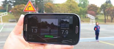 Cara Mudah Mengukur Tinggi Badan Dengan SmartPhone