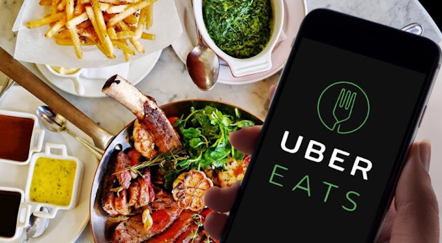 Uber Eat Android