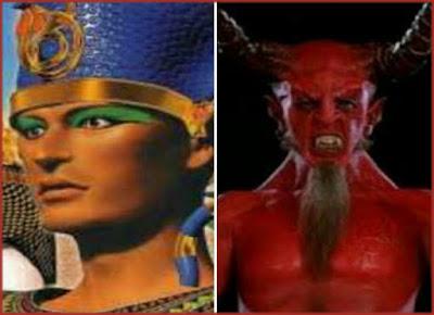 Obrolan Iblis dan Fir'aun