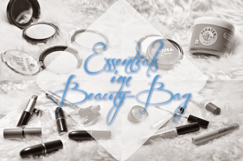 Essentials im Beauty-Bag