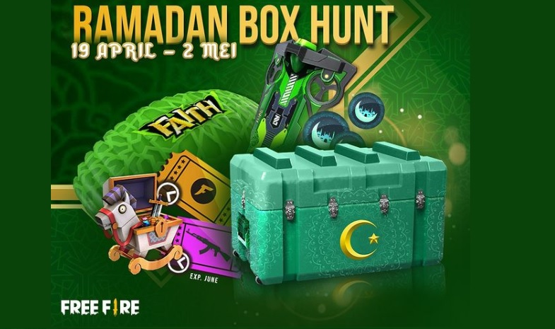 Ramadhan Box Hunt