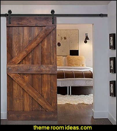 sliding barn doors  rustic industrial farmhouse decorating - Industrial farmhouse decor - rustic farmhouse decor - industrial farmhouse living - barn door decor - rustic farm style deccor - Modern Farmhouse decor - Sliding barn Doors - modern industrial farmhouse decorating