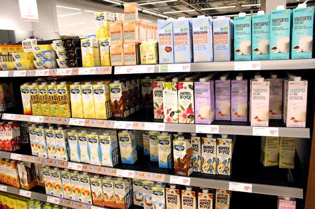 Svenskehandel Stromstad Mat Veganmat Plantemelk Melkefri Harryhandel Guide Til Veganmat På Grensa Veganmisjonen