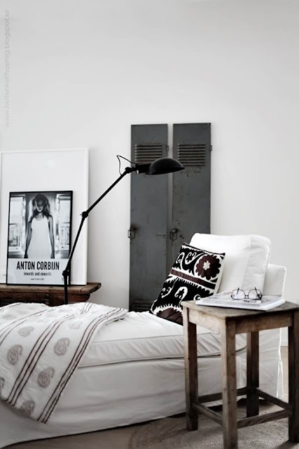 Tips to Create an Industrial Style Bedroom 2