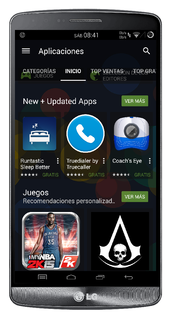 Android Puerto Rico APR: Play Store v 7 9 09 N (Black Out