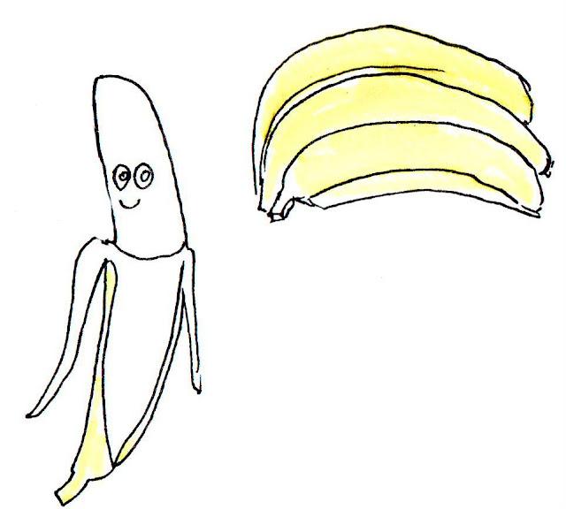 Эвелина Васильева. Фрукт банан