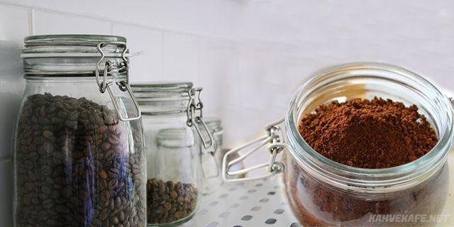 kahveyi uzun süre taze saklama - www.kahvekafe.net