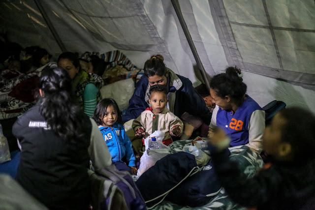 أكثر من 69000 طفل مهاجر رهن الاحتجاز الامريكي في عام 2019