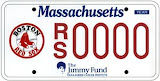 JIMMY FUND/SOX PLATE
