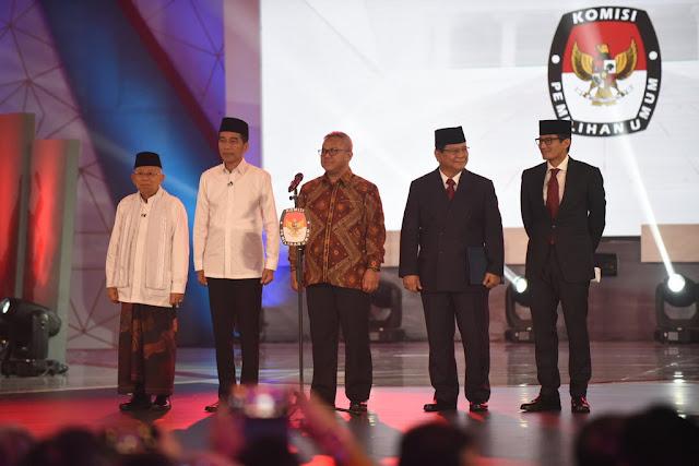 Survei Terbaru CRC: Prabowo-Sandiaga Mampu Samai Elektabilitas Jokowi-Ma'ruf Amin di Luwu Timur