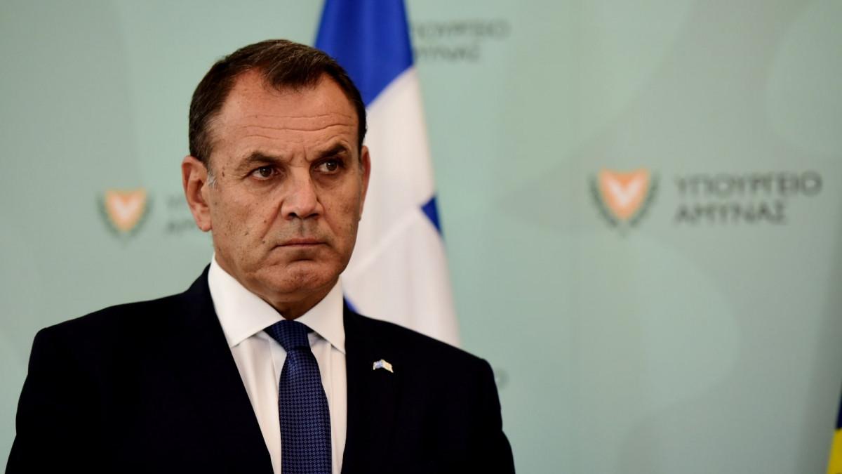 Παναγιωτόπουλος: Οι ένοπλες δυνάμεις εξασφαλίζουν πως η χώρα δεν απειλείται από πουθενά
