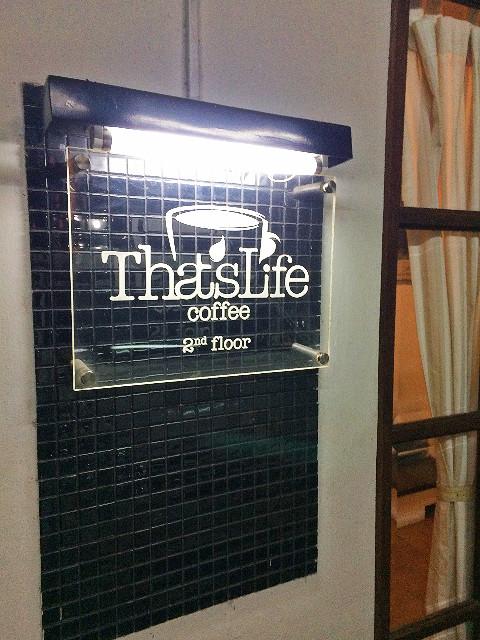 that's life coffee kebayoran