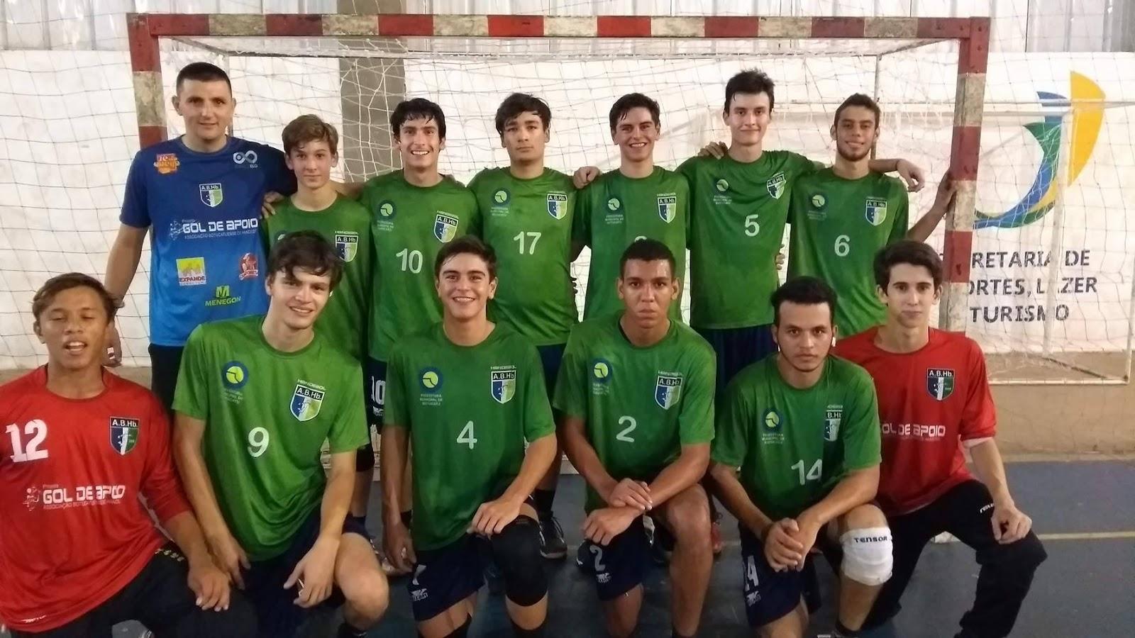 85e7cac41ed6a Time de Handebol pode se classificar nesta quarta (19). As equipes de Futsal  ...