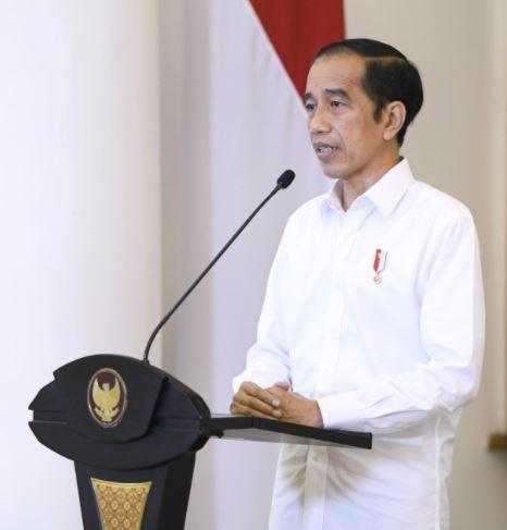 Presiden: UU Cipta Kerja Tak Kurangi Kewenangan Daerah