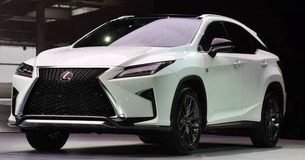 Carshighlight Cars Review Concept Specs Price 2017 Lexus Rx 350