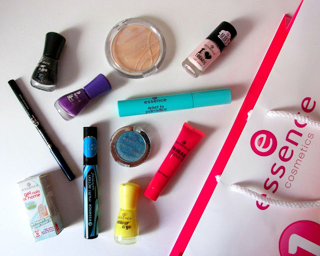 Essence cosmetics haul, makeup review