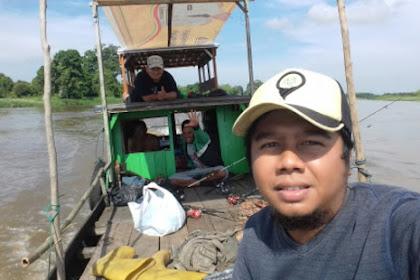 Spot Mancing Ikan Geso dan Udang Galah