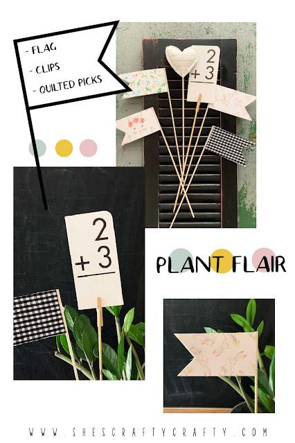 Plant Flair - pinterest pin