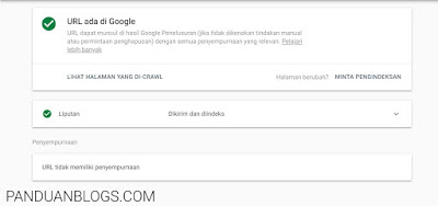Cara Submit Postingan Artikel Ke Google Search Console