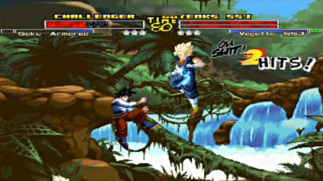 Dragon Ball Z Tenkaichi Tag 2 - Image du Jeu