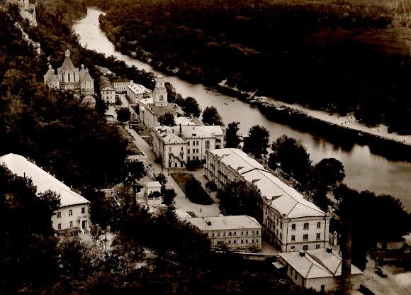 Святогірськ. Старі фотографії, 1958 год