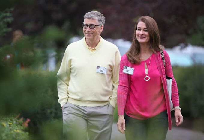 Bill and Melinda Gates are officially divorced as of Monday