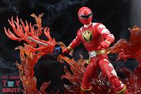 Power Rangers Lightning Collection Dino Thunder Red Ranger 38