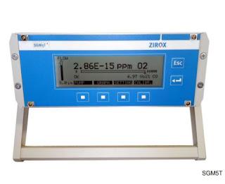 Oxygen Analyzer SGM5T - Zirox Vietnam